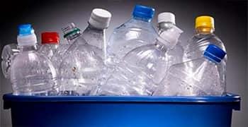 Botellas bolsas plasticas Puntos de reciclaje