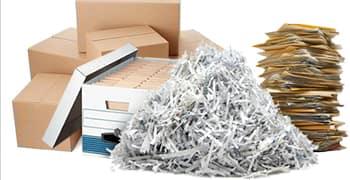 Carton archivo plegadiza Puntos de reciclaje