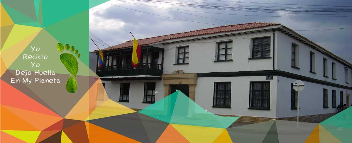 Ruta Recolección de reciclaje Bogota Localidad Bosa