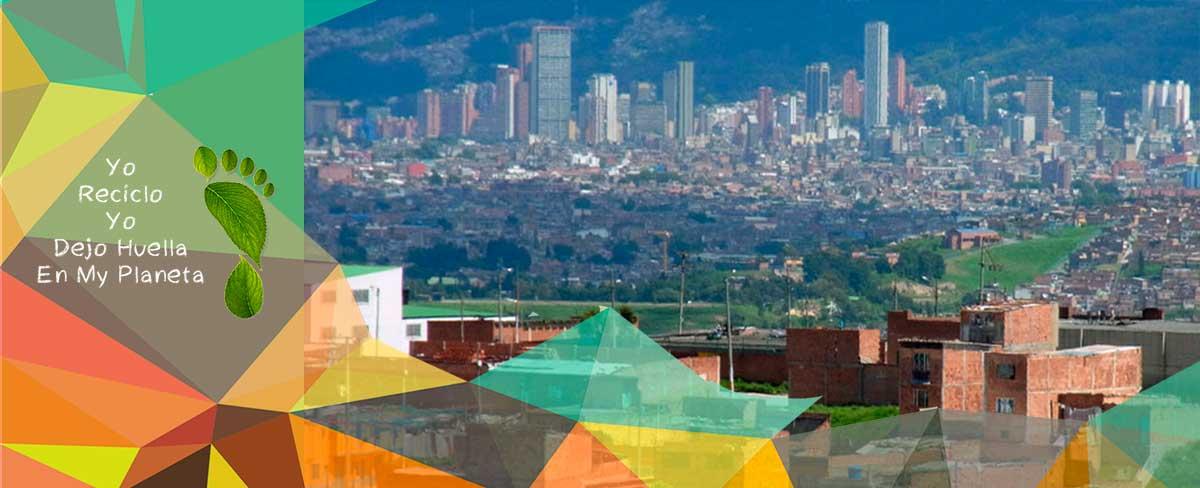 Rutas Recolección de reciclaje Bogota Localidad Ciudad Bolivar