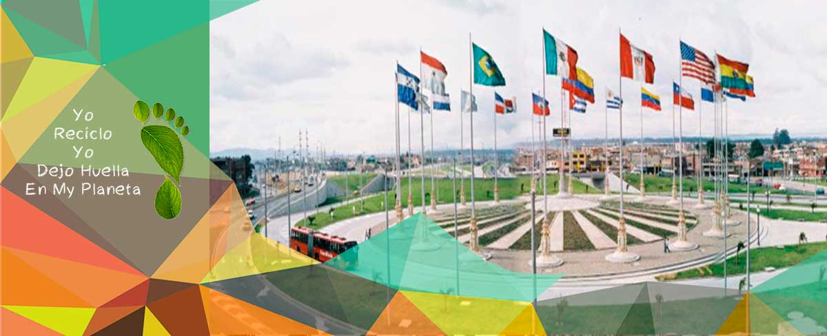 Rutas Recolección de reciclaje Bogota Localidad Kennedy