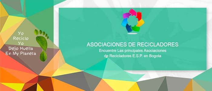Asociacion de recicladores Bogota