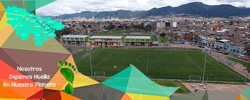 Puntos de reciclaje Localidad Rafael Uribe Bogotá