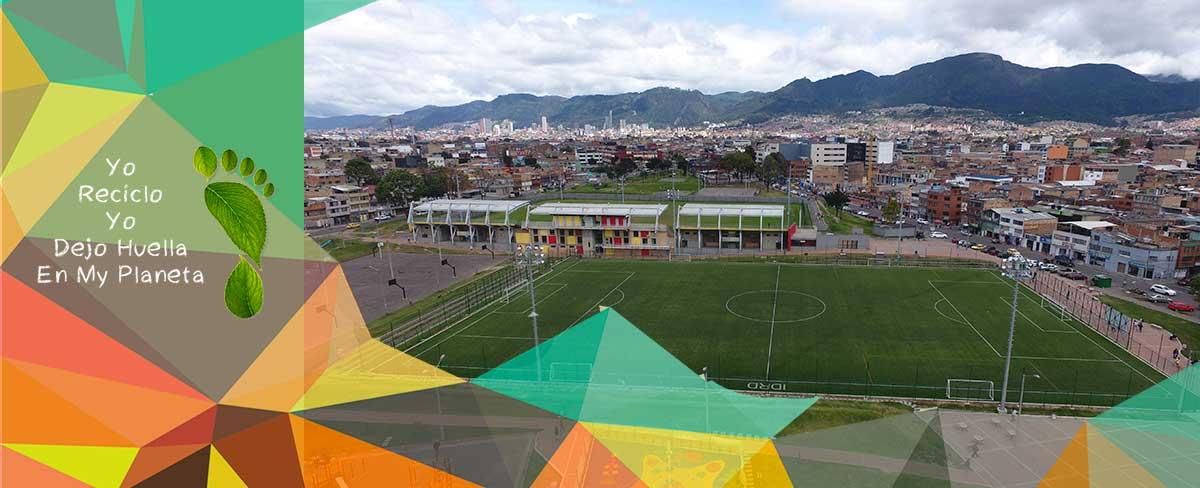 Puntos de reciclaje Bogota Localidad Rafael Uribe