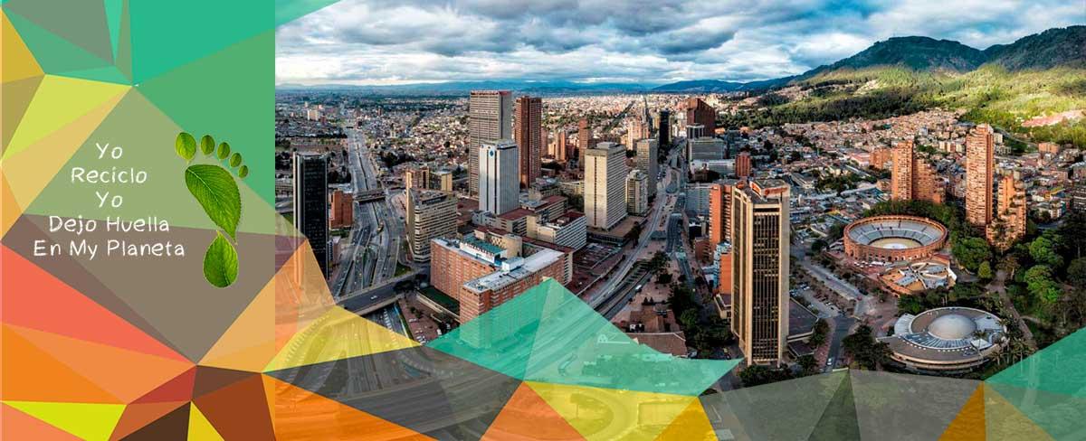 Rutas Recolección de reciclaje Bogota Localidad Santa Fe
