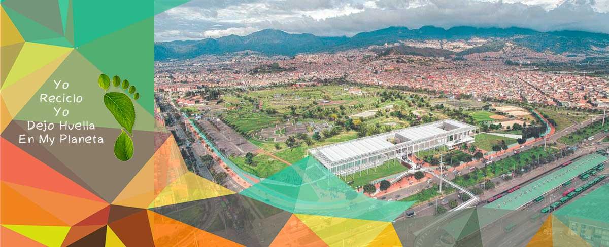 Rutas Recolección de reciclaje Bogota Localidad Tunjuelito