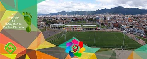 Ruta Recolección de reciclaje Bogota Localidad Rafael Uribe