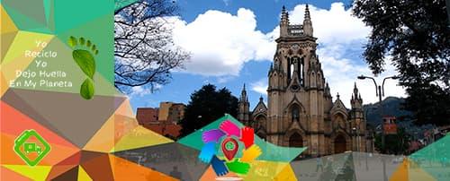 Rutas Recolección de Reciclaje Bogota Localidad Chapinero