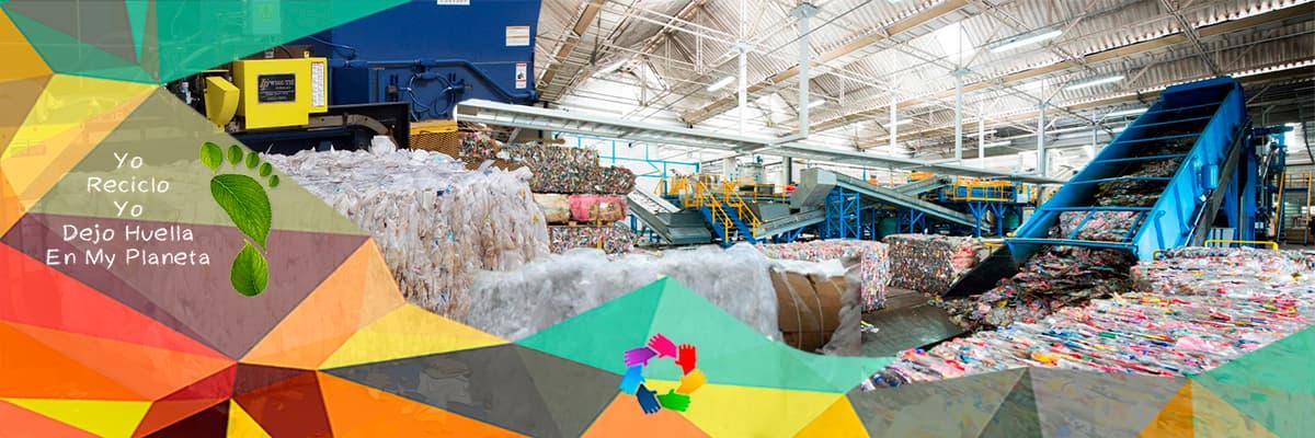 Compra de plástico Reciclado a domicilio en Bogotá