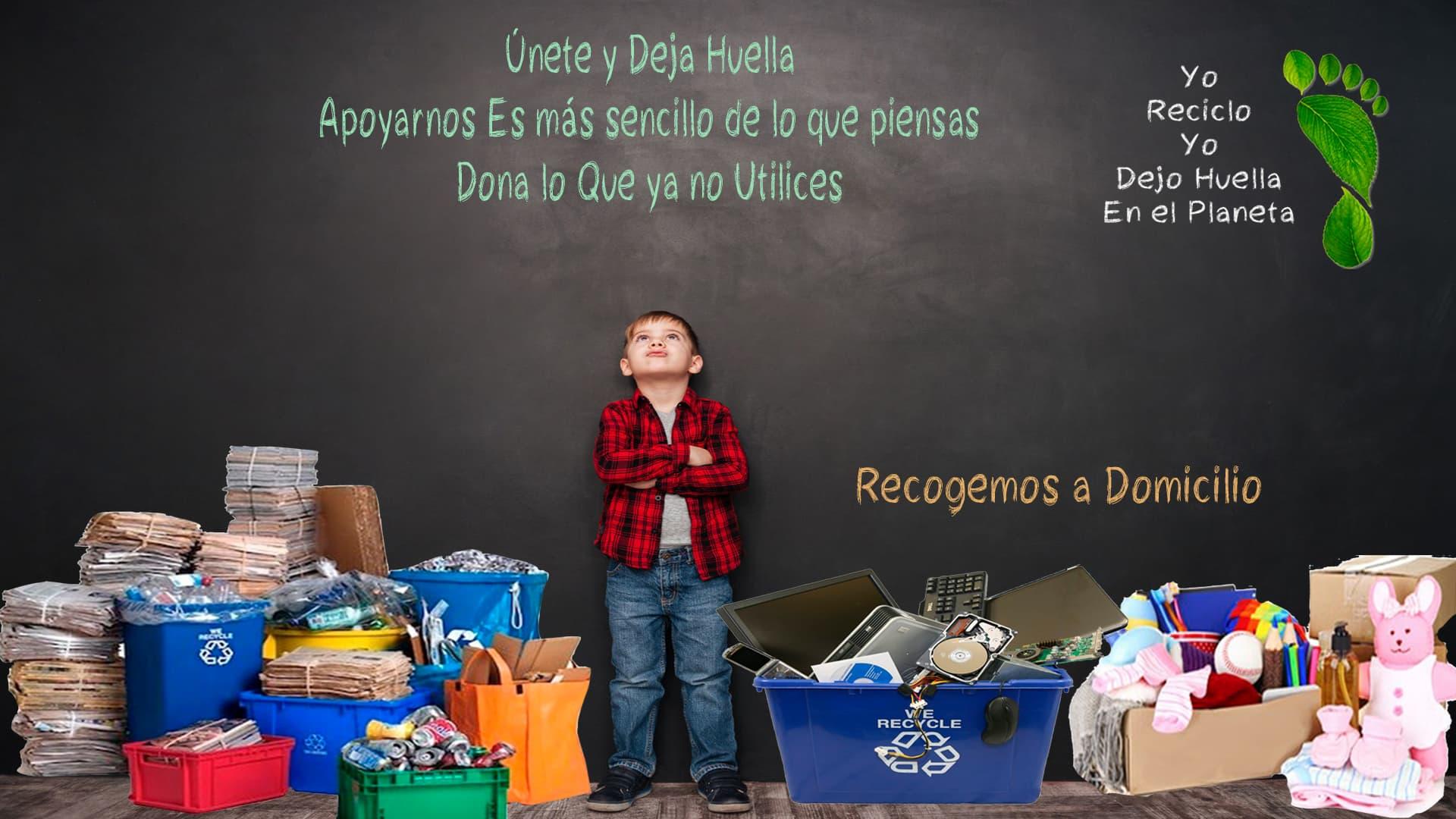 Donaciones de Reciclaje