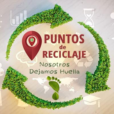 Punto de Reciclaje Santa Fe