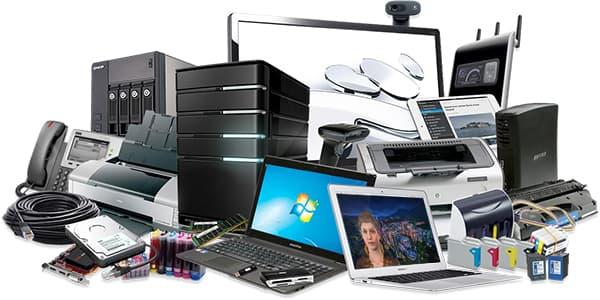 Donación de Reciclaje computadores
