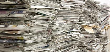 papel periódico